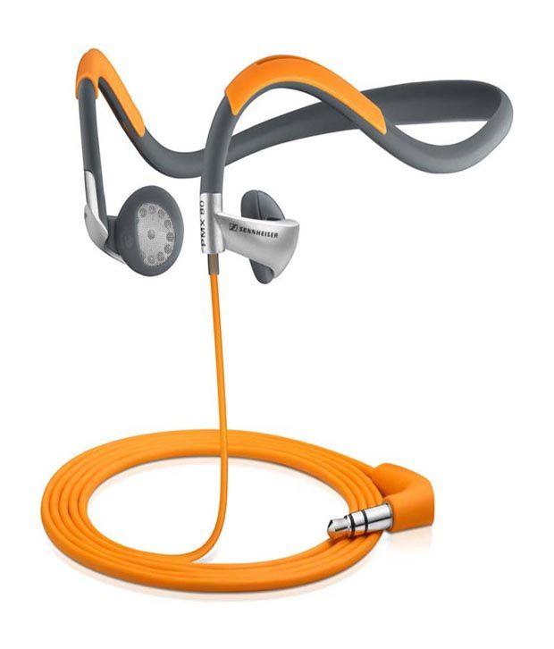 sennheiser pmx80 neckband over ear headphone without mic buy sennheiser pmx80 neckband over. Black Bedroom Furniture Sets. Home Design Ideas