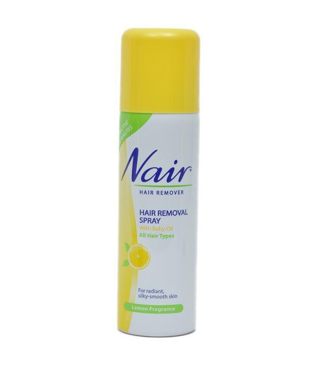 Nair Hair Removal Spray Lemon 200ml Buy Nair Hair Removal Spray
