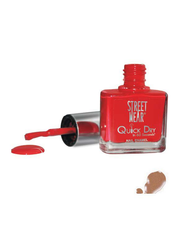 Street Wear Quick Dry Nail Enamel ETHEREAL  9ML