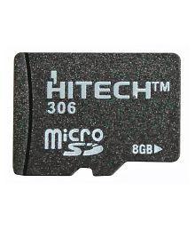 Hitech 8 gb Micro SDHC
