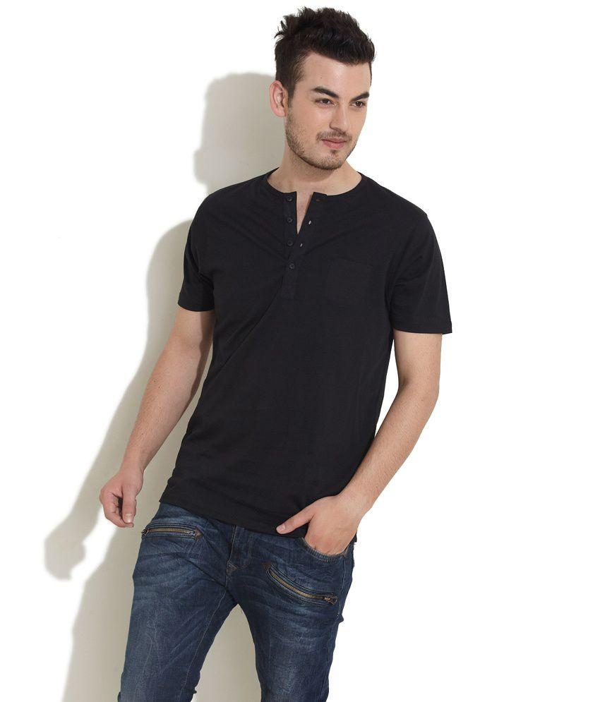 Freecultr Cool Guy Black T-Shirt