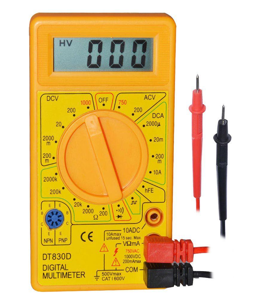 Kros-s DT830D Digital Multimeter: Buy Kros-s DT830D ...