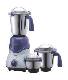 Bajaj Trio 600 W 3 Jar Mixer Grinder