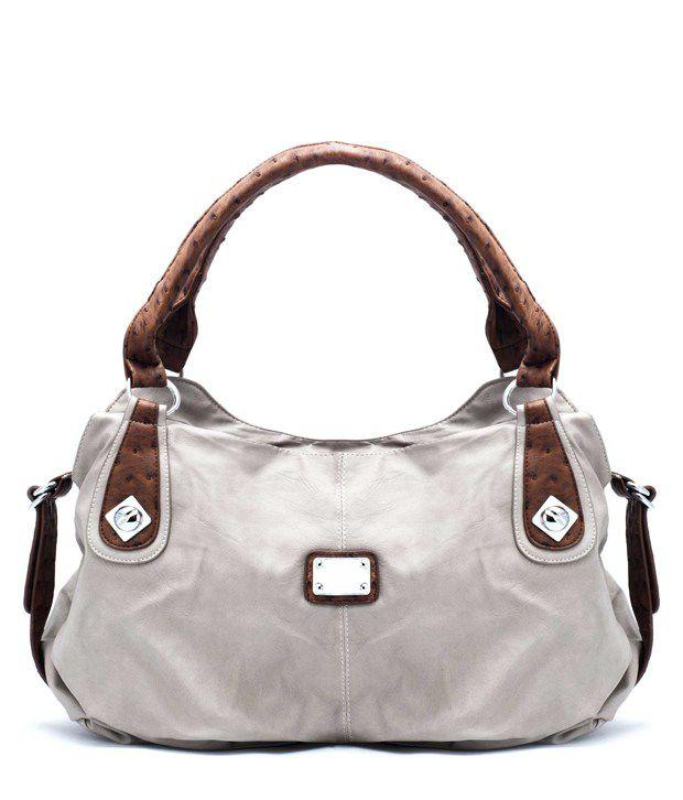 Cosmosgalaxy I1910 Gray Shoulder Bag