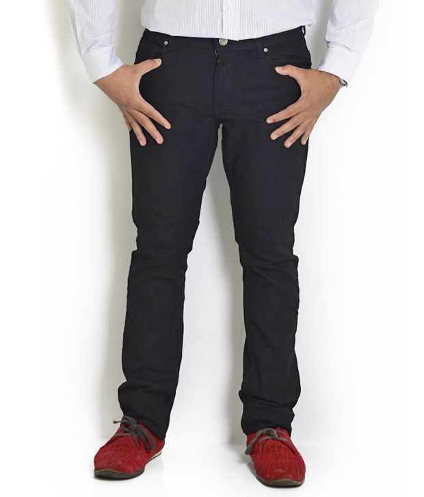 Globus Black Regular  Jeans