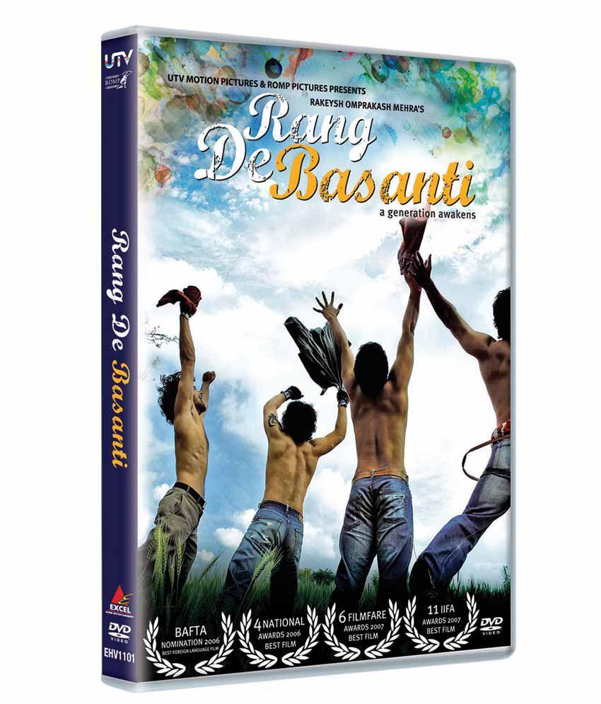 Rang De Basanti (Hindi) [DVD]: Buy Online at Best Price in ...