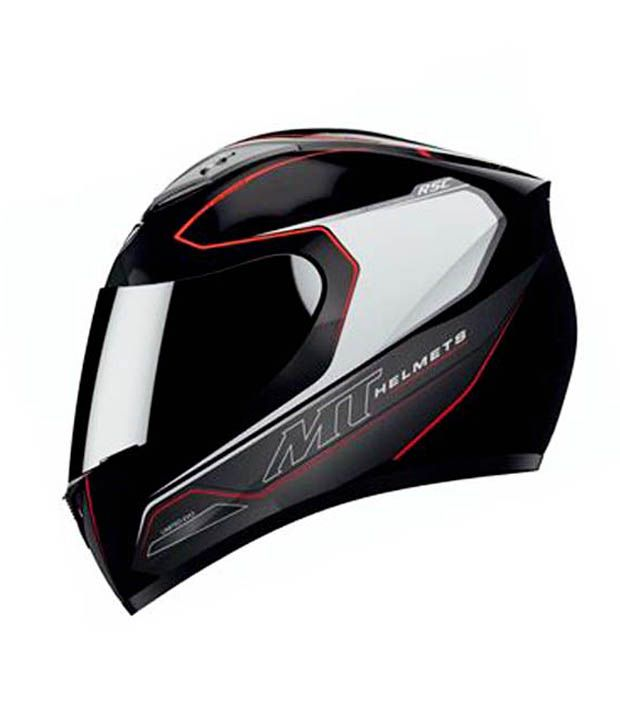 Mt Helmet Full Face Helmet Evo Limited Edition Black
