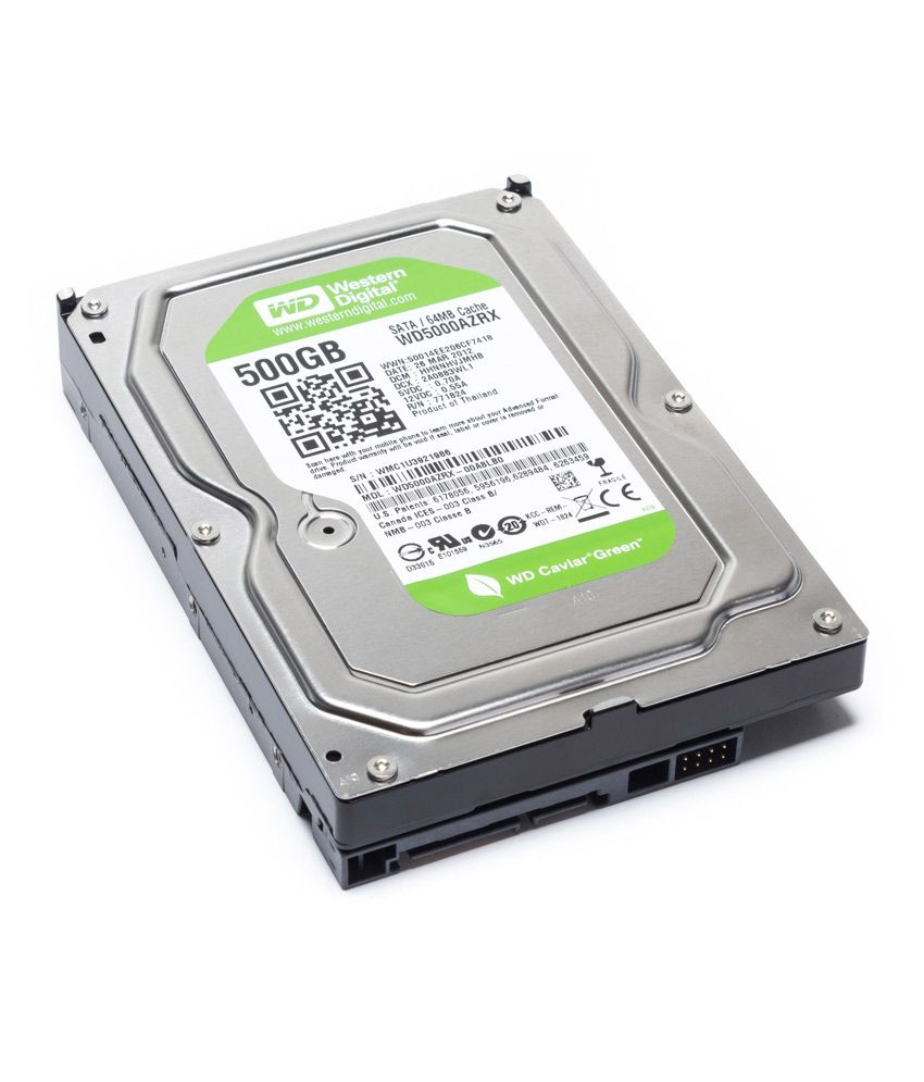 WESTERN DIGITAL  Caviar Green 500 GB Sata