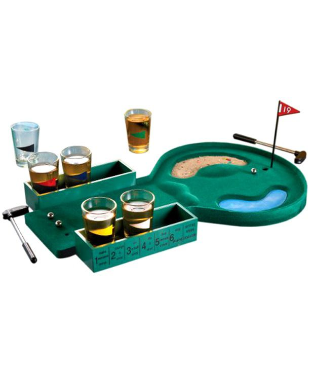 Crystal Clear Drinking Games: Buy Online at Best Price in ...