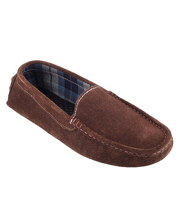 Metro Trendy Brown Loafers Price In India- Buy Metro Trendy Brown Loafers Online At Snapdeal