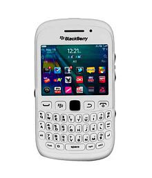 Blackberry ( 4GB and Below , ) White