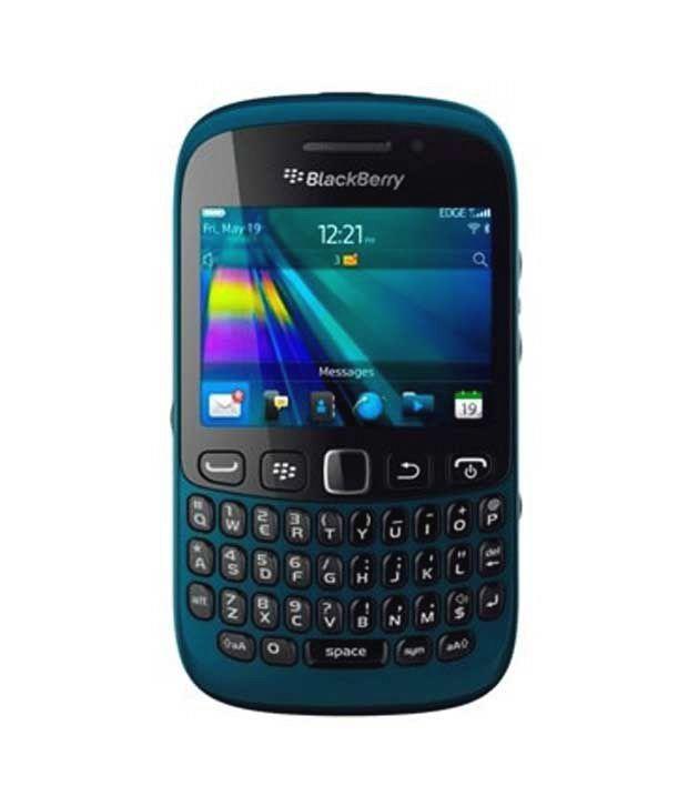 Blackberry 9220 Blue