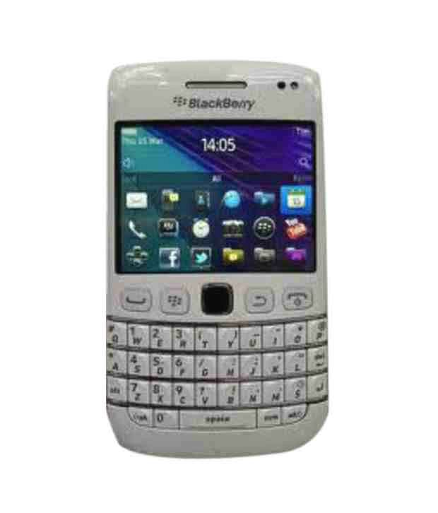Blackberry 9790 White