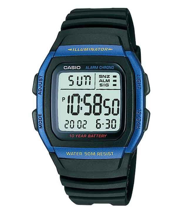 29b1e051734 Casio D055 Digital Men Watch - Buy Casio D055 Digital Men Watch Online at  Best Prices in India on Snapdeal