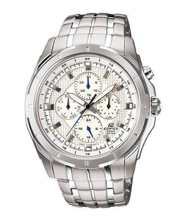1a9eb98735 Casio Edifice Multi Dials EF-328D-7AVDF (ED376) Men's Watch - Buy Casio  Edifice Multi Dials EF-328D-7AVDF (ED376) Men's Watch Online at Best Prices  in India ...