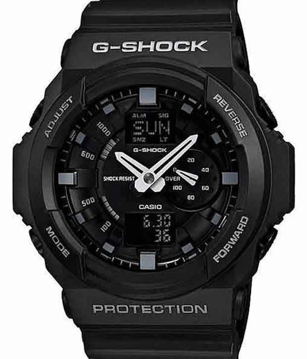 Casio G367 Smart Dual Time G Shock Watch