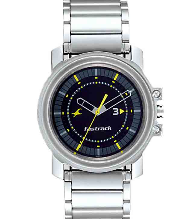 fastrack upgrades 3039sm04 men s watch buy fastrack upgrades