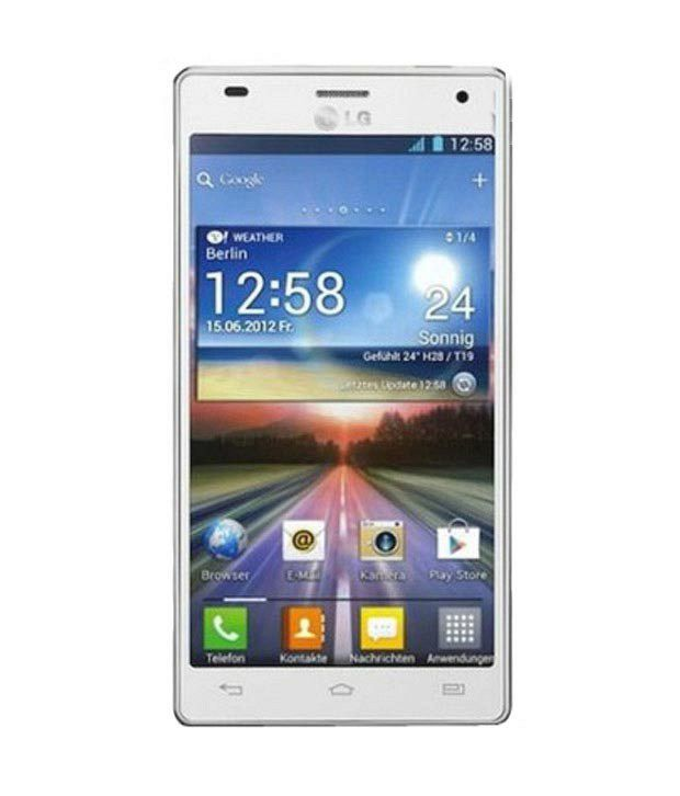 LG Optimus 4X HD P880 16GB White