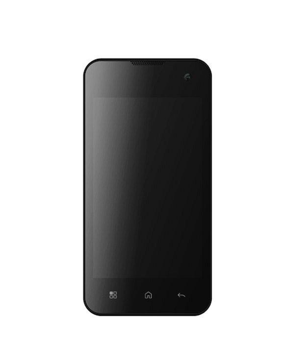 Lava ( 4GB and Below , ) Black