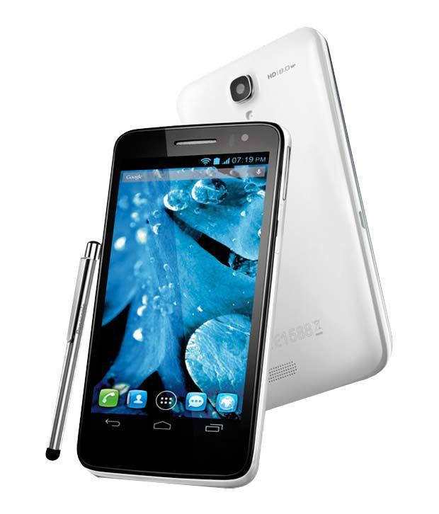 Panasonic ( 4GB and Below , 1 GB ) White