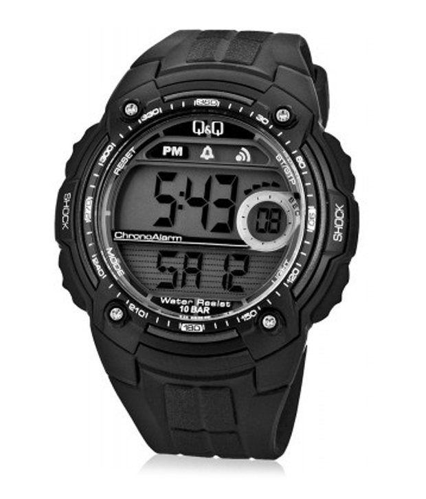 Q amp;Q M075J001Y Men #039;s Watch