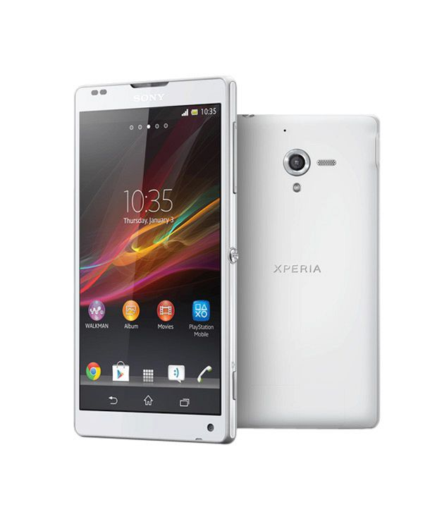 Sony Xperia ZL Black Mobile Phones Online at Low Prices ...  Sony Xperia Zl Price