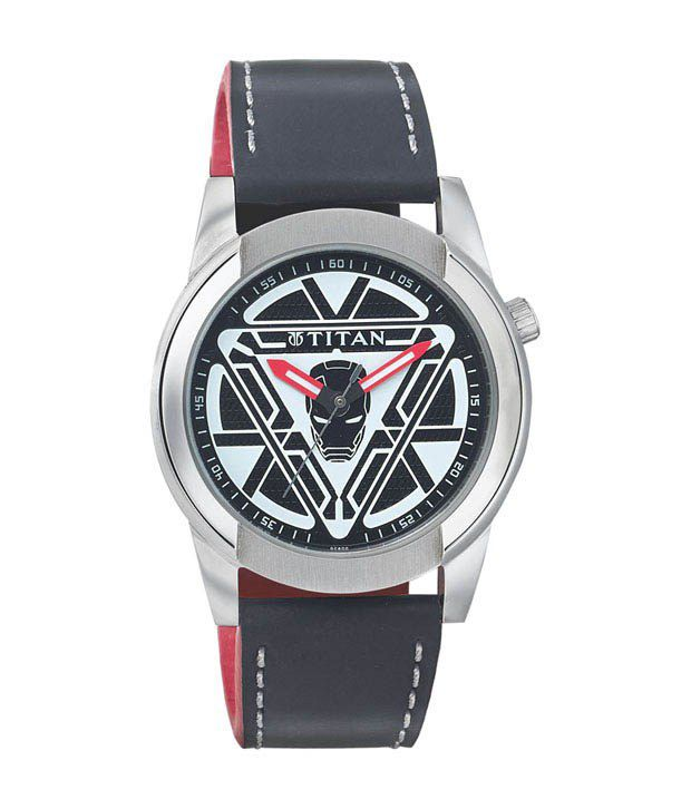47caec183 Titan Iron Man3 1588SL06 Men s Watch - Buy Titan Iron Man3 1588SL06 Men s  Watch Online at Best Prices in India on Snapdeal