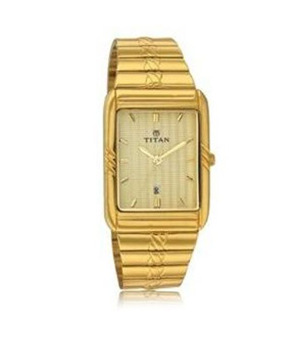208f7738bc5 Titan Karishma NE9317YM02A Men s Watches - Buy Titan Karishma NE9317YM02A Men s  Watches Online at Best Prices in India on Snapdeal