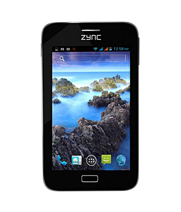 Zync Cloud Z5 Android 3G Smartphone