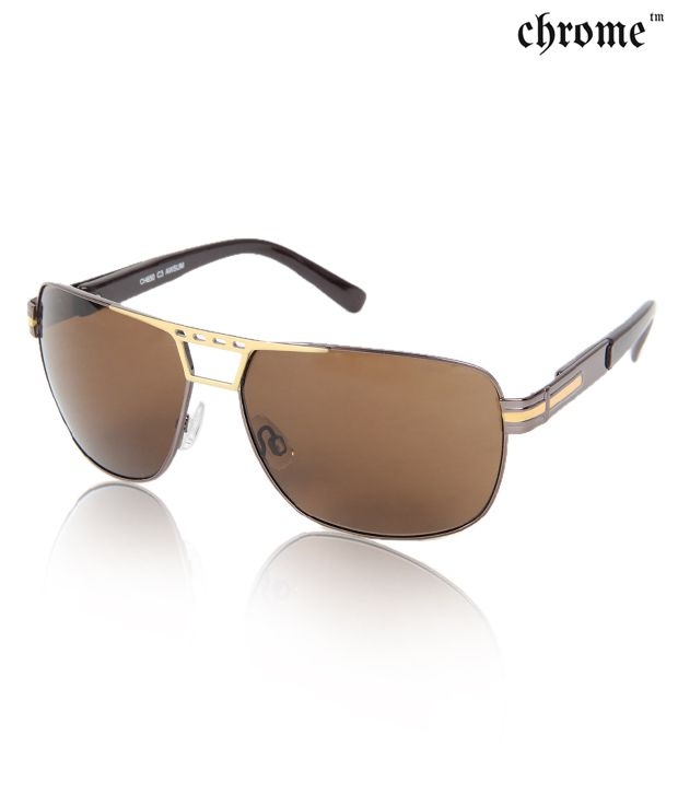 Chrome Exclusive Golden Touch Sunglasses
