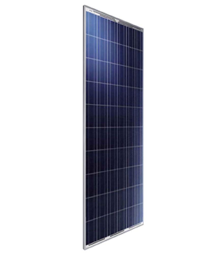 160 Watt Solar Panel Module Price In India Buy 160 Watt
