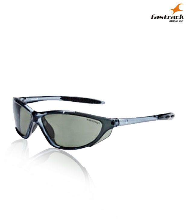 f1fc1a5a89 Fastrack P158GR2 Sunglasses - Buy Fastrack P158GR2 Sunglasses Online at Low  Price - Snapdeal