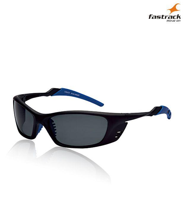 Fastrack P206BK3 Sunglasses Art FTEP206BK3