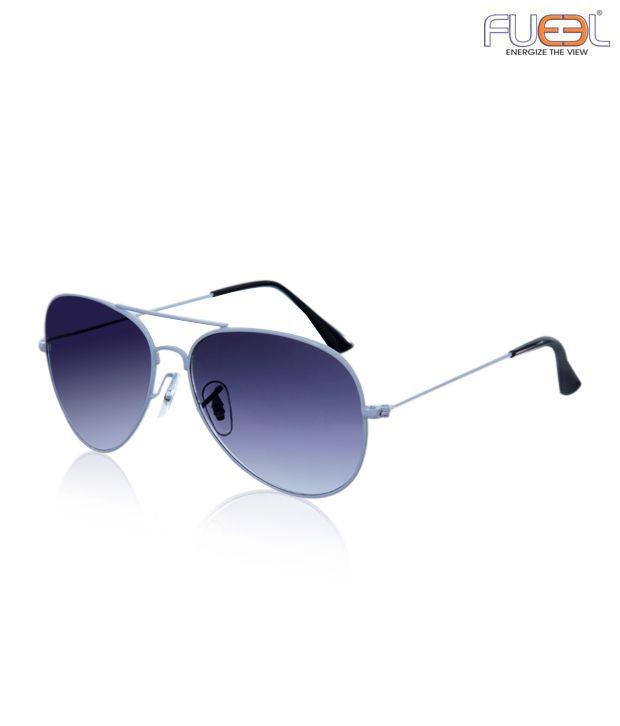 Fueel Stunning White Frame Sunglasses