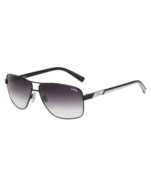 Idee Square S1817-C5-62 Men's Sunglasses