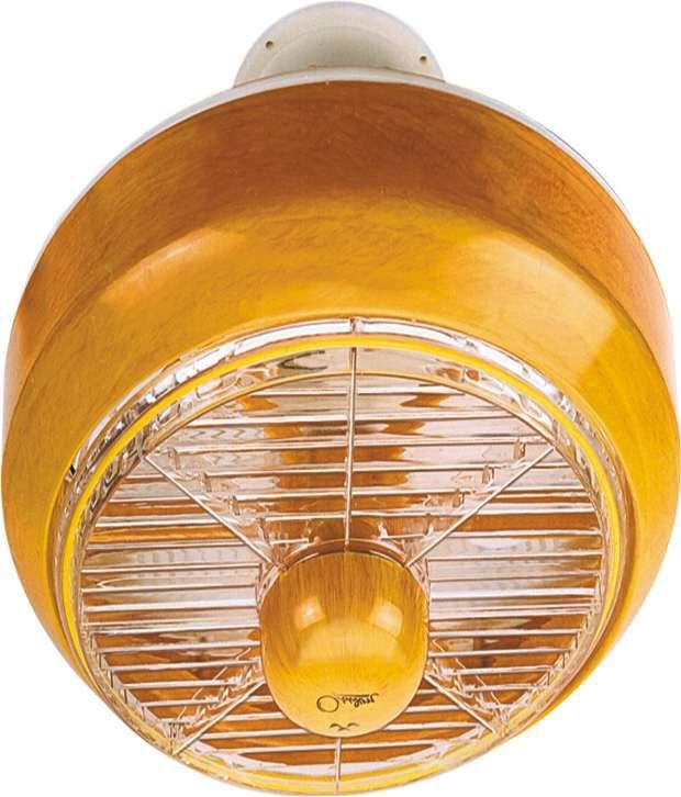 Oswim Rotating Grill (12 Inch) Ceiling Fan