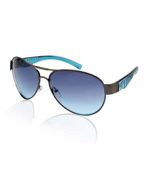 SD Classy Blue Lens Sunglasses