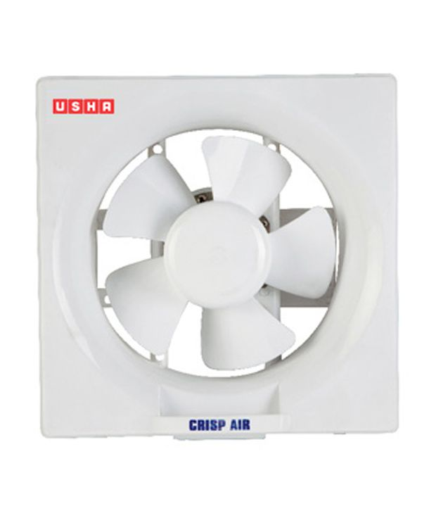 usha 200 mm crisp air exhaust fan white price in india buy usha rh snapdeal com