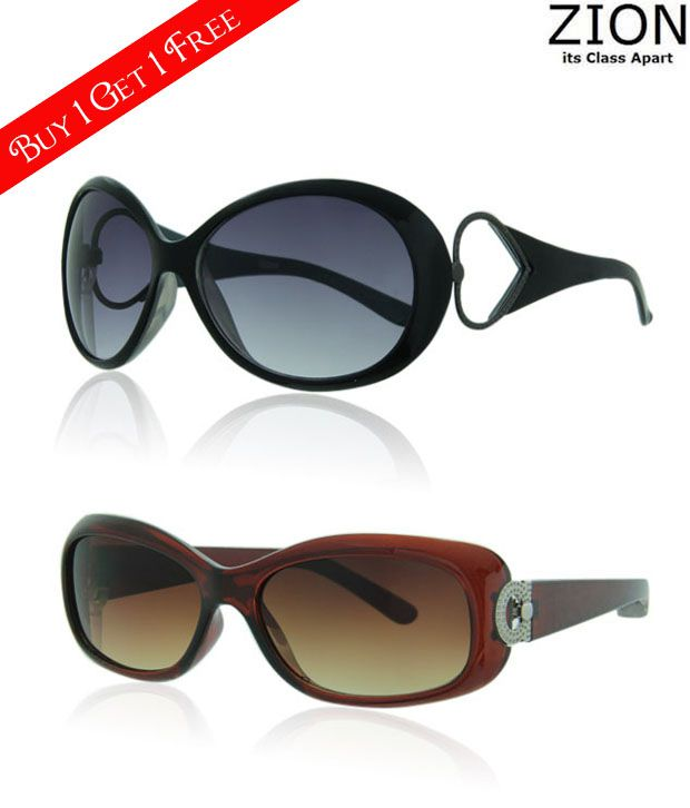 Zion Designer Hinges Beautiful Sunglasses-Buy 1 Get 1 Free