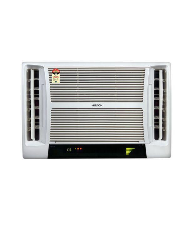 Hitachi 1 5 Ton 5 Star Summer Qc Rav518hud Window Air