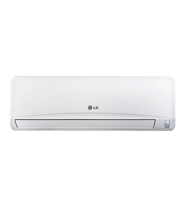 lg 1 ton 3 star lsa3np3a split air conditioner white price. Black Bedroom Furniture Sets. Home Design Ideas