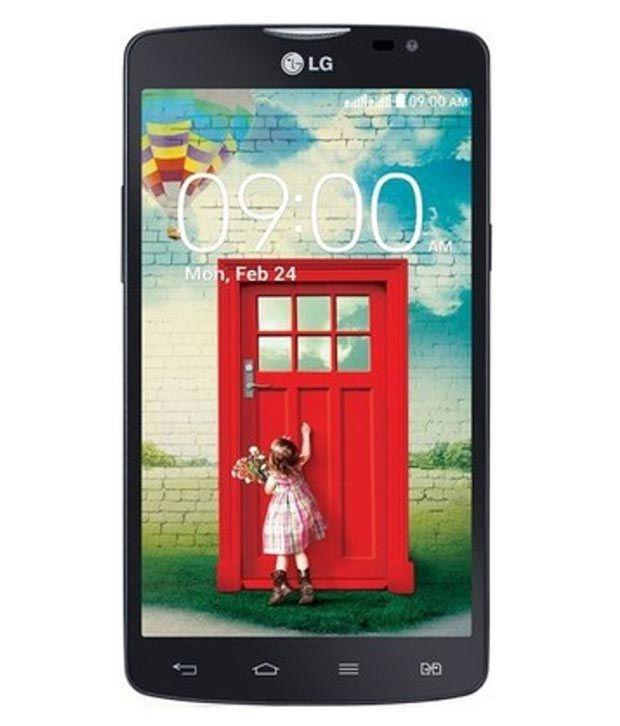 LG L80 Black