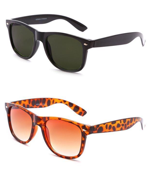 MACORO Wayfarer MSUN-2011-2013 Buy 1 get 1  Sunglasses