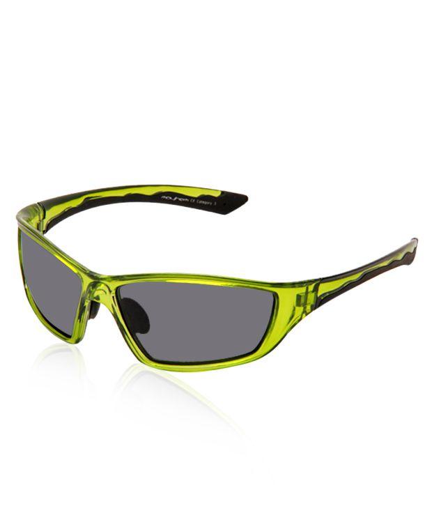 Mayhem Mayhem Glowing Green Frame Sunglasses