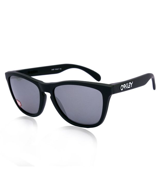 oakley sunglasses sale india  oakley frogskins black iridium sunglasses