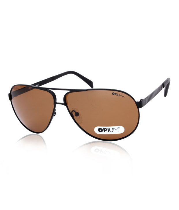 Opium Aviator Op_1210_C3 Women Men'S Sunglasses