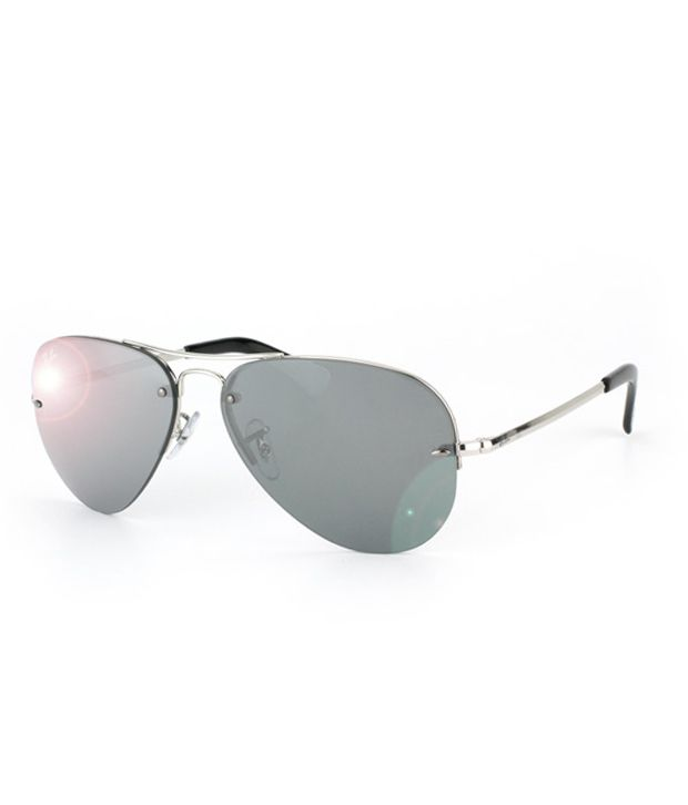 fcc7a28f14 Ray-Ban RB-3449-003-6G Sunglasses - Buy Ray-Ban RB-3449-003-6G Sunglasses  Online at Low Price - Snapdeal