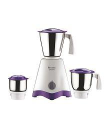 Preethi Mixer Grinder White & Lavender