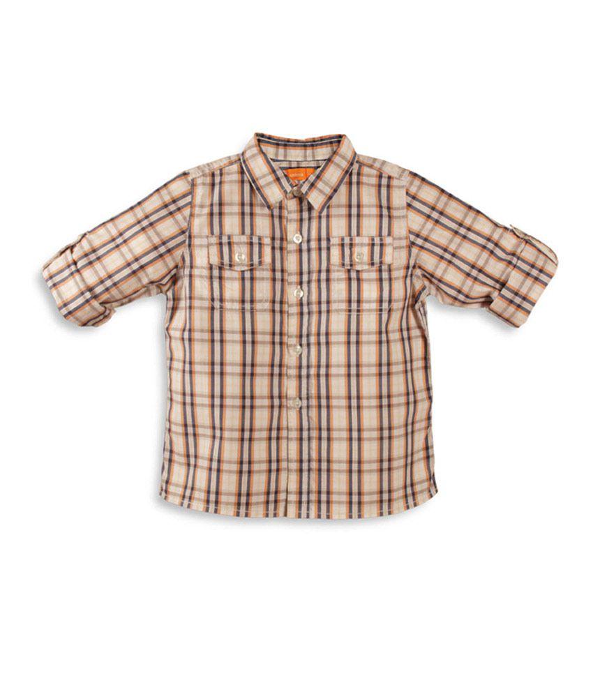 Unamia Multi Color Type Shirt