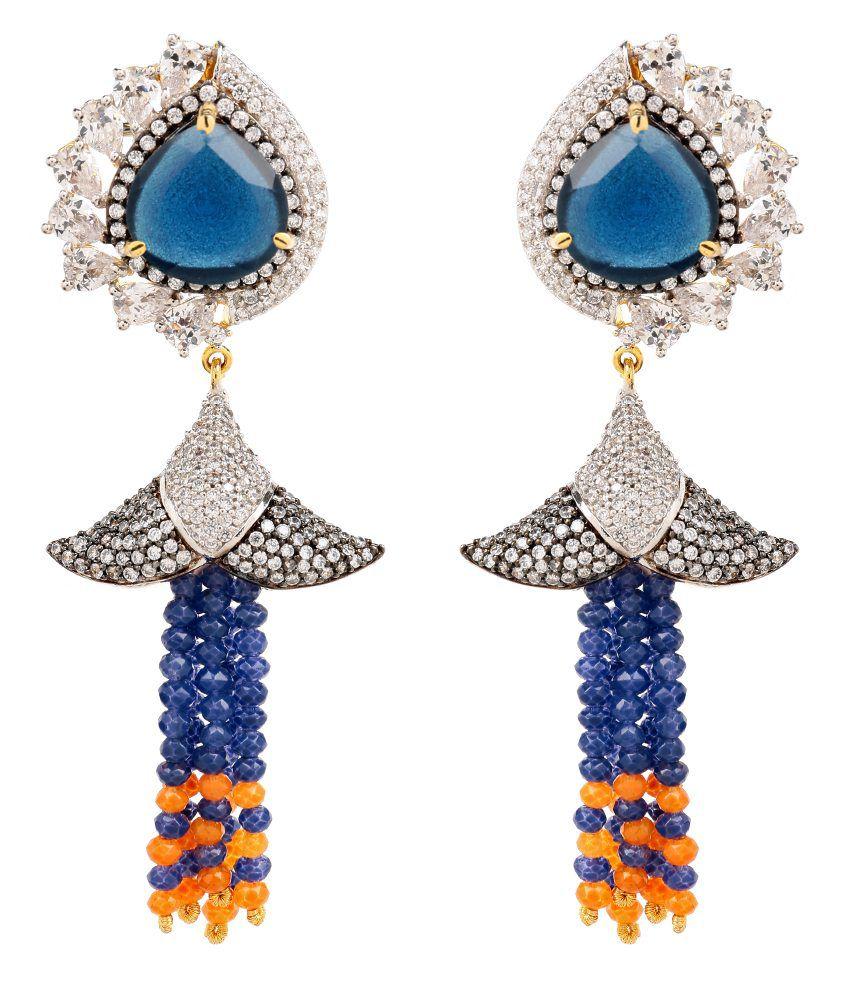 Akshim Hangings Earrings AK_54